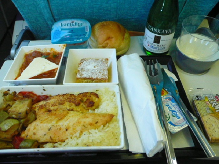 Best Airline For Food