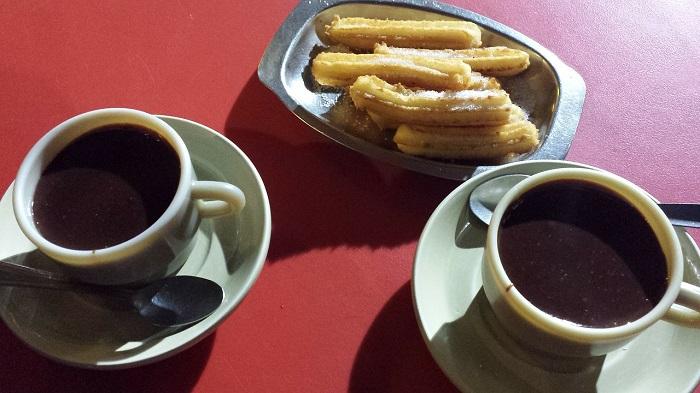Street Food Snacks Spanish Snacks From Street
