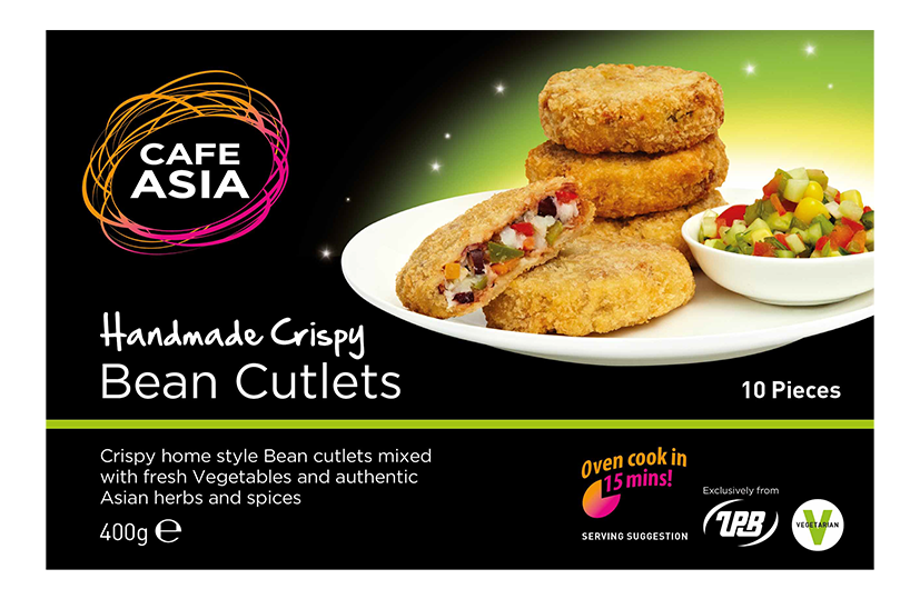 Bean Cutlet