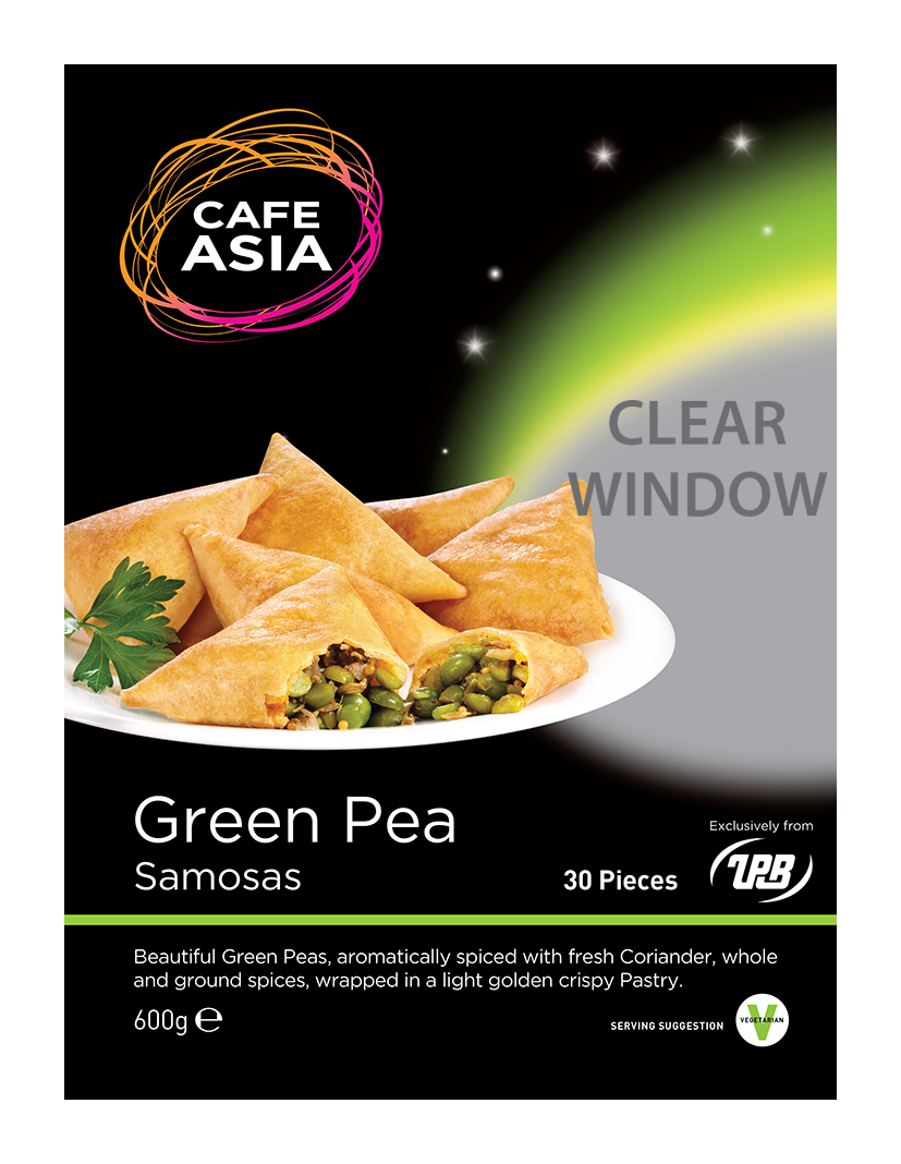 Green Pea Samosa