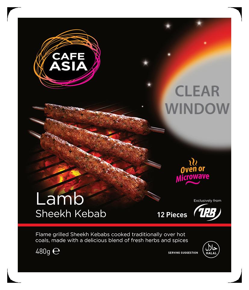 Kebab Lamb