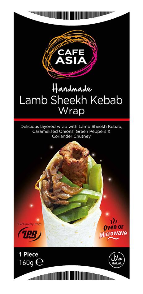 Lamb wrap