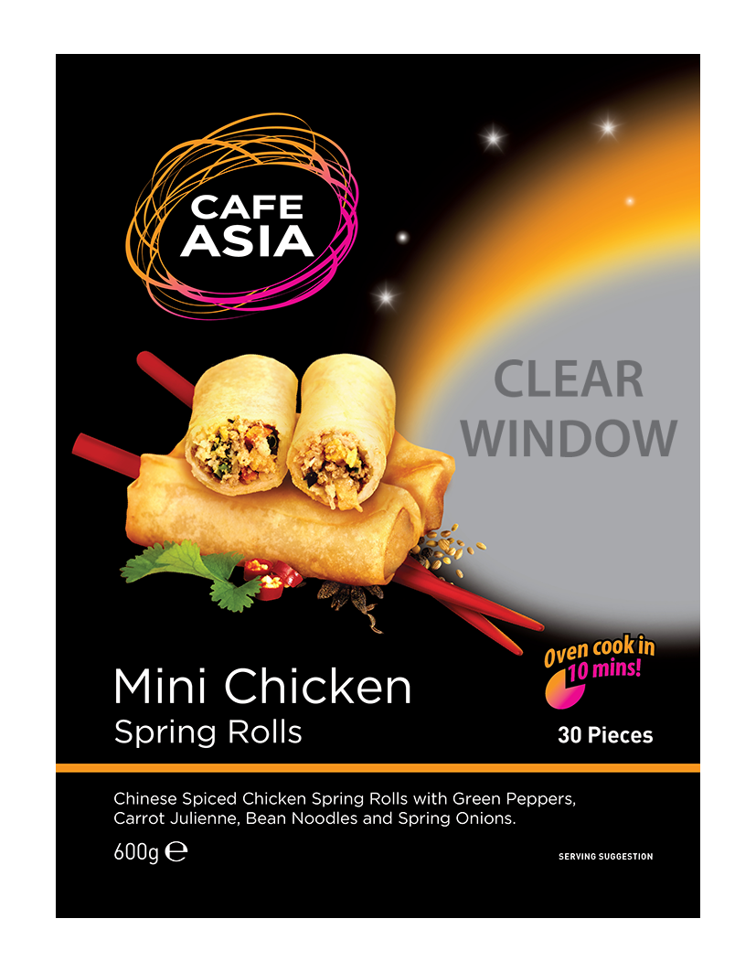 Mini Chicken Spring Rolls_2015