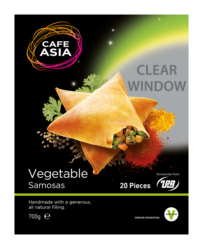 Vegetable Samosa_20s
