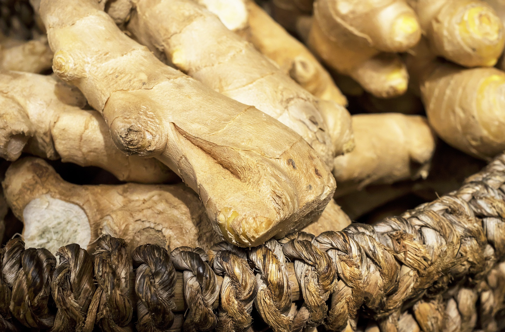 Ginger – warmth and fragrance, sweet or savoury