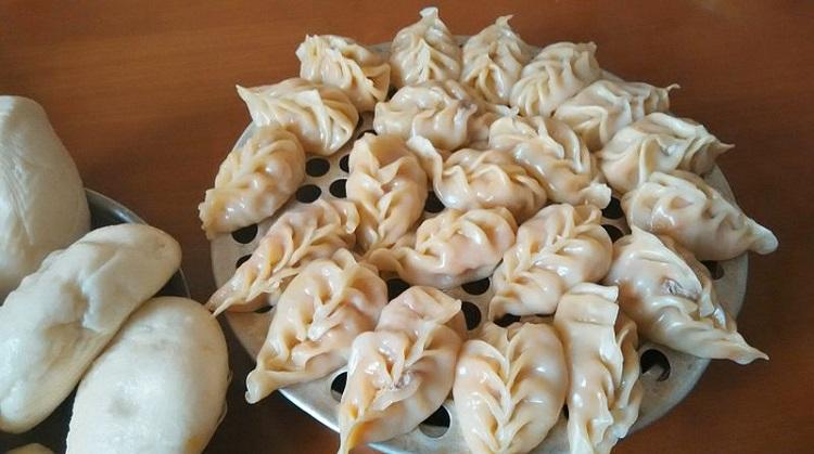 中国饺子(Jiaozi;Dumplings;餃子)